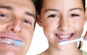 Cuidados diarios de la boca