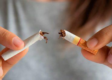 Como actúa el tabaco en la boca